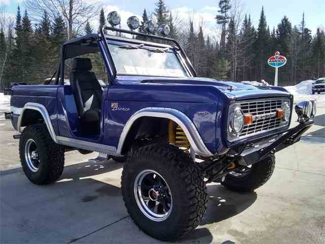 Picture of '69 Bronco - N1A8