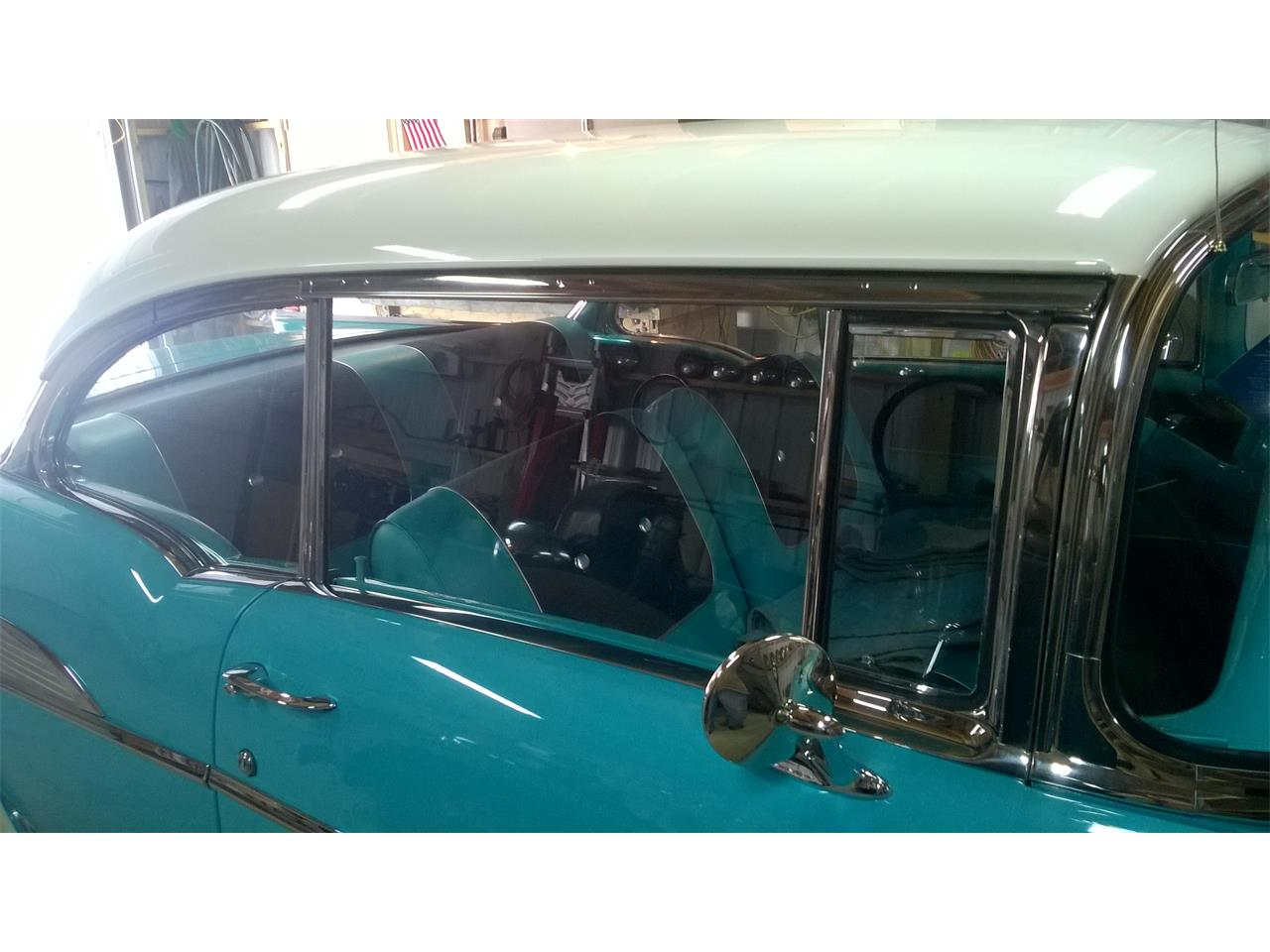 Large Picture of Classic '57 Bel Air located in Illinois - $55,500.00 - MXZH