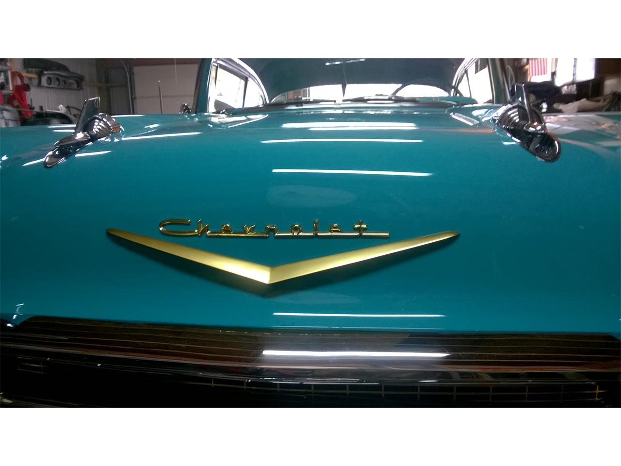 Large Picture of 1957 Chevrolet Bel Air - MXZH