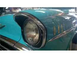 Picture of Classic '57 Chevrolet Bel Air located in Chicago Illinois Offered by a Private Seller - MXZH