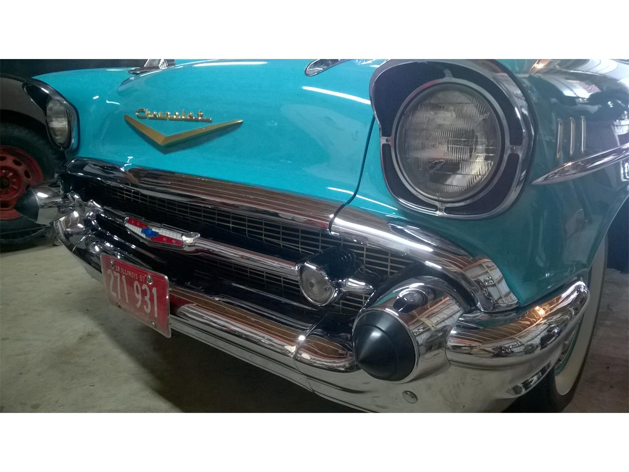 Large Picture of Classic 1957 Bel Air located in Illinois - $55,500.00 - MXZH