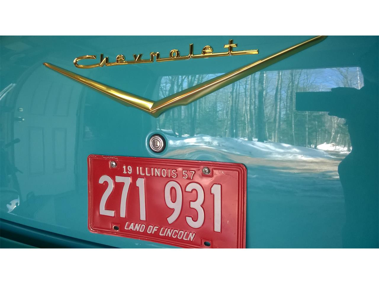 Large Picture of '57 Bel Air located in Illinois - MXZH