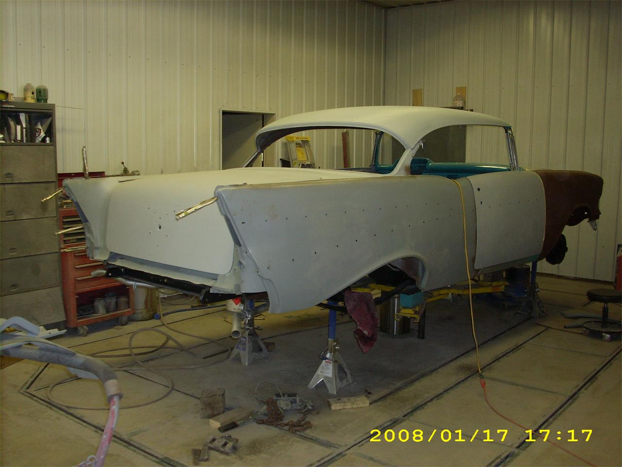 Large Picture of '57 Chevrolet Bel Air - $55,500.00 - MXZH