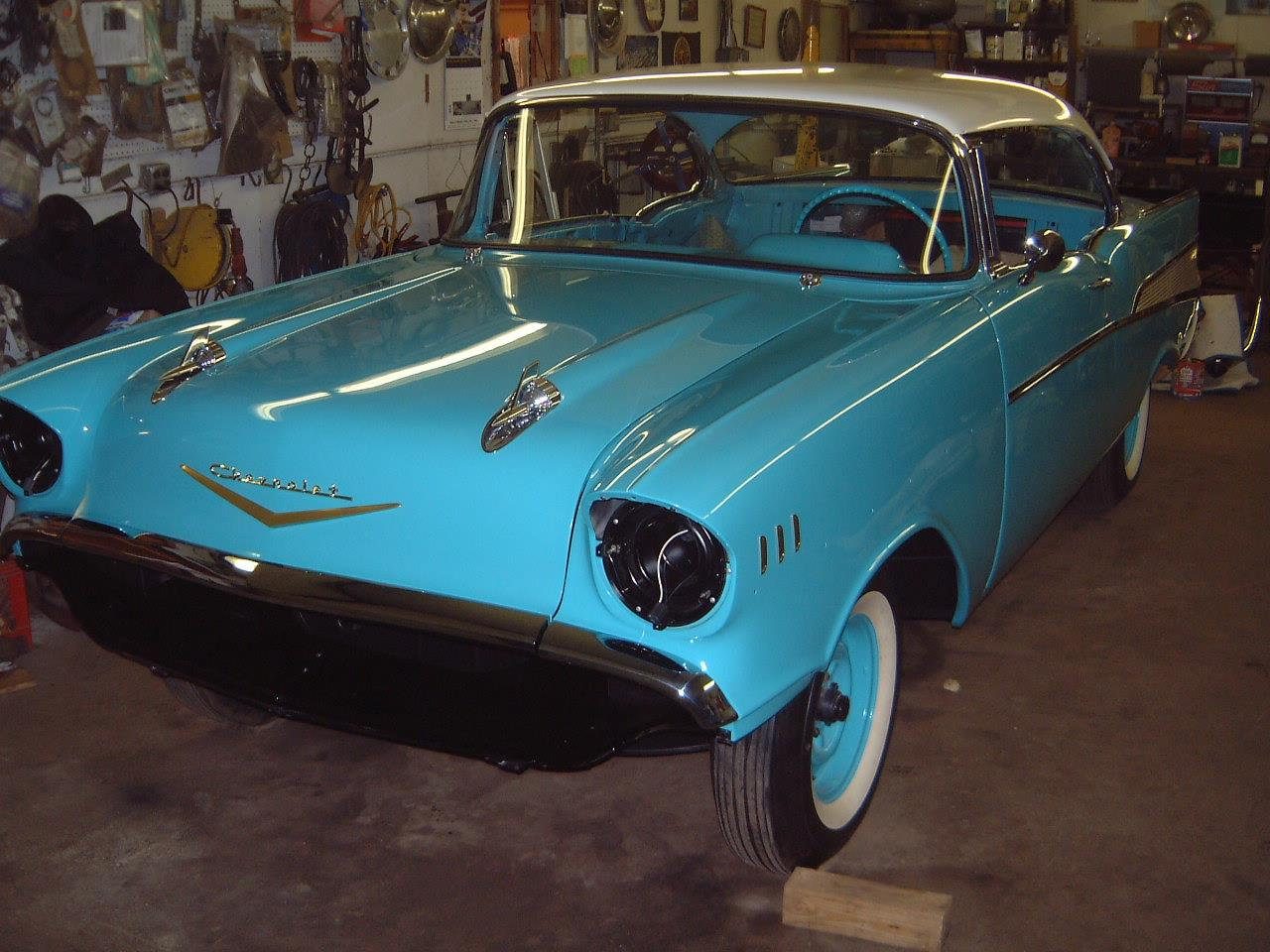 Large Picture of 1957 Chevrolet Bel Air Offered by a Private Seller - MXZH