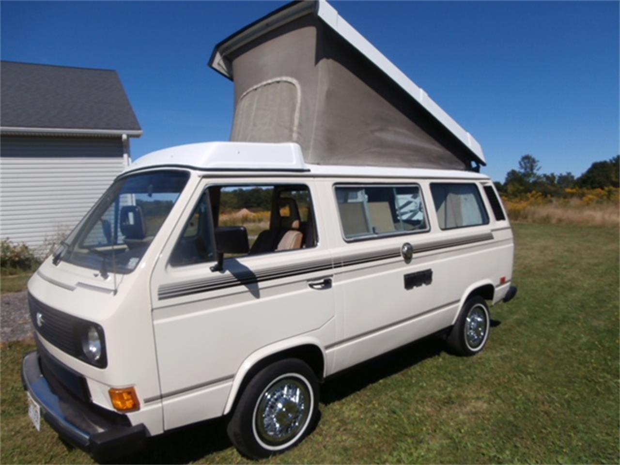1982 Volkswagen Westfalia Vanagon For Sale