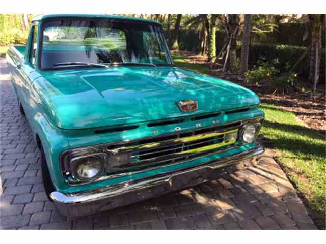 Picture of '62 F100 - N1BA