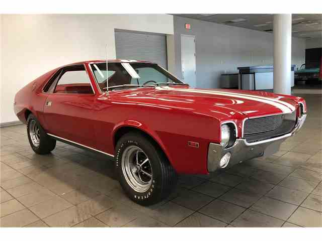 Picture of '68 AMX - N1BB