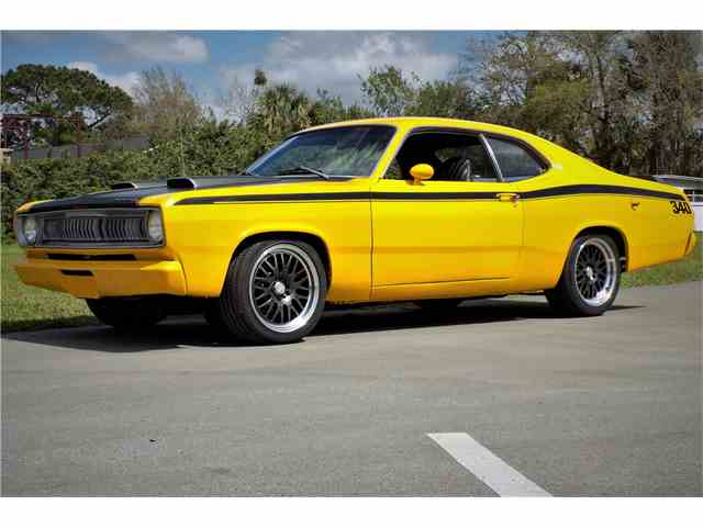 Picture of '70 Duster - N1BU