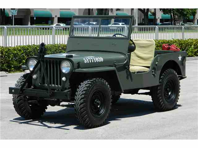 Picture of '48 CJ2 - N1BW