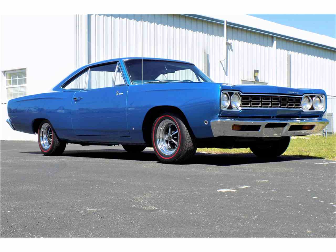 1968 plymouth road runner for sale cc 1074814. Black Bedroom Furniture Sets. Home Design Ideas