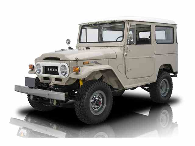 Picture of '71 Land Cruiser FJ - N1CB