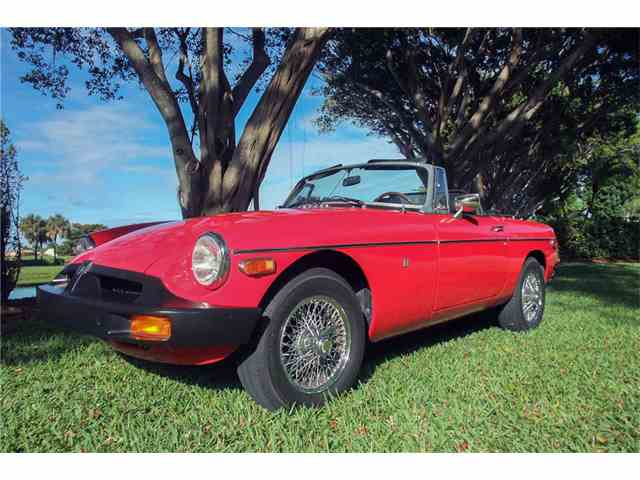 Picture of '77 MG MGB located in West Palm Beach Florida Auction Vehicle - N1CF