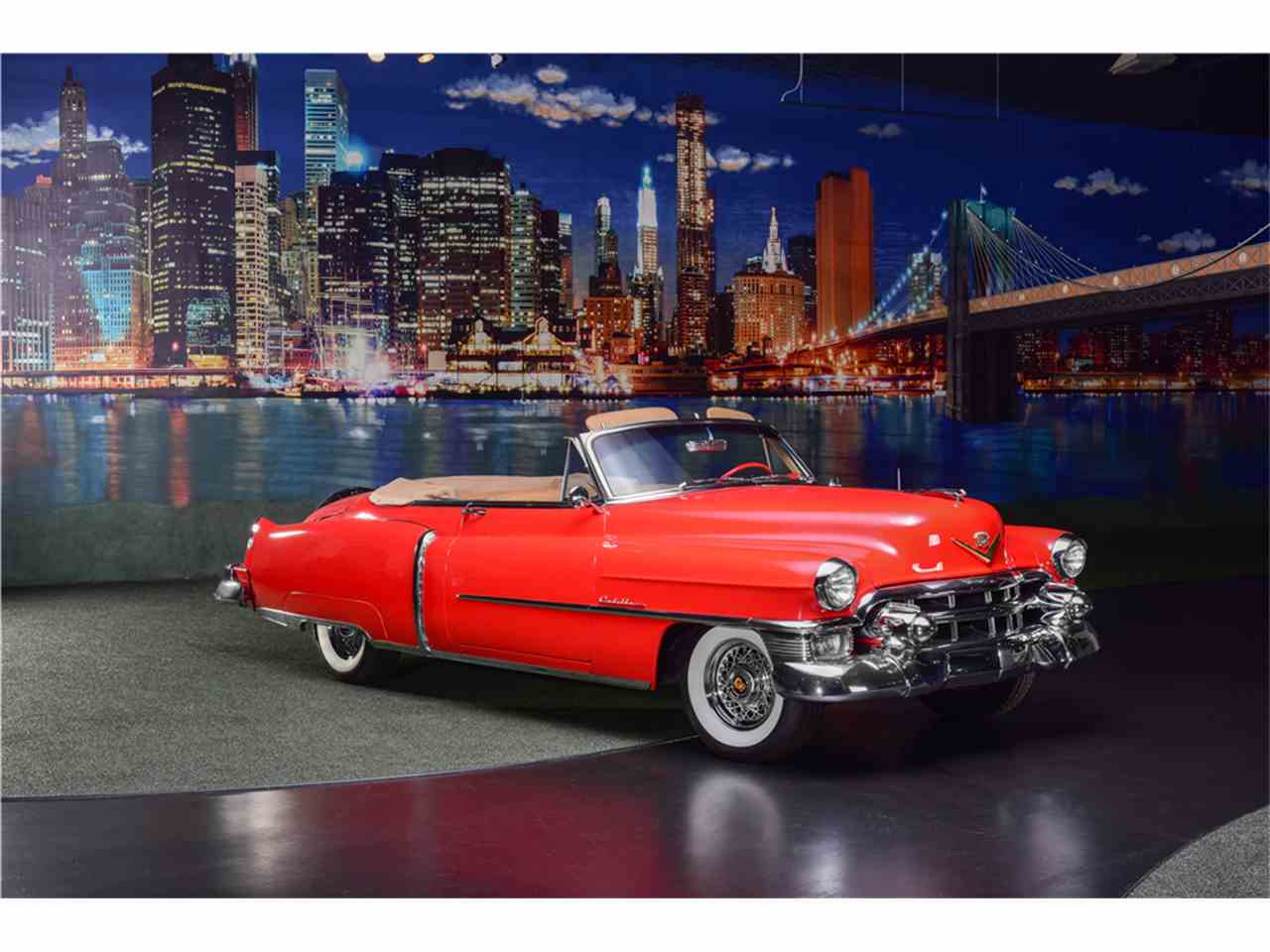 1953 cadillac series 62 for sale cc 1074845. Black Bedroom Furniture Sets. Home Design Ideas