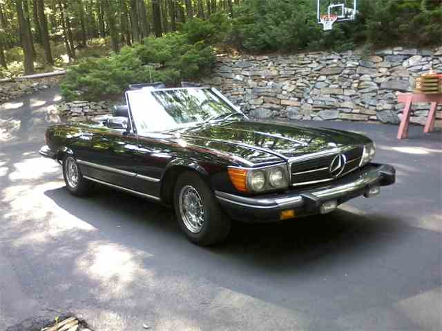 Picture of '83 380SL - N1D5