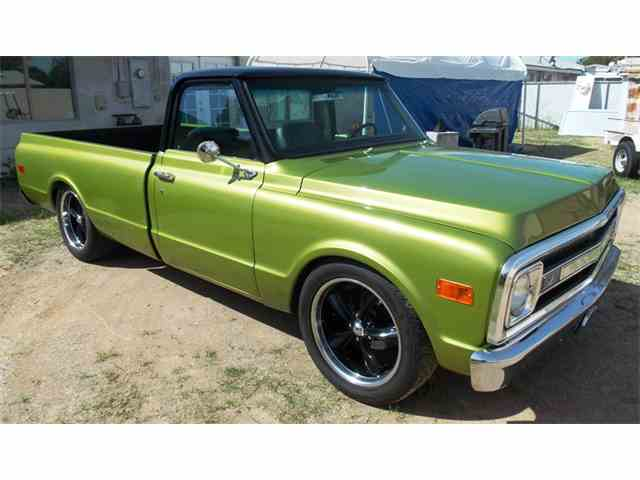 Picture of '70 Fleetside - $44,500.00 Offered by  - N1DG