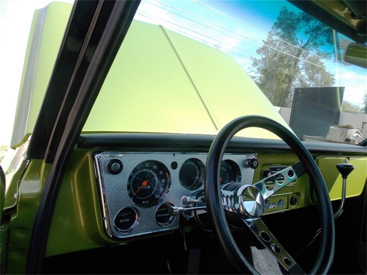 Large Picture of Classic '70 Chevrolet Fleetside Offered by Old Iron AZ LLC - N1DG