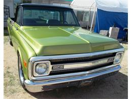 Picture of Classic '70 Chevrolet Fleetside - $44,500.00 Offered by Old Iron AZ LLC - N1DG