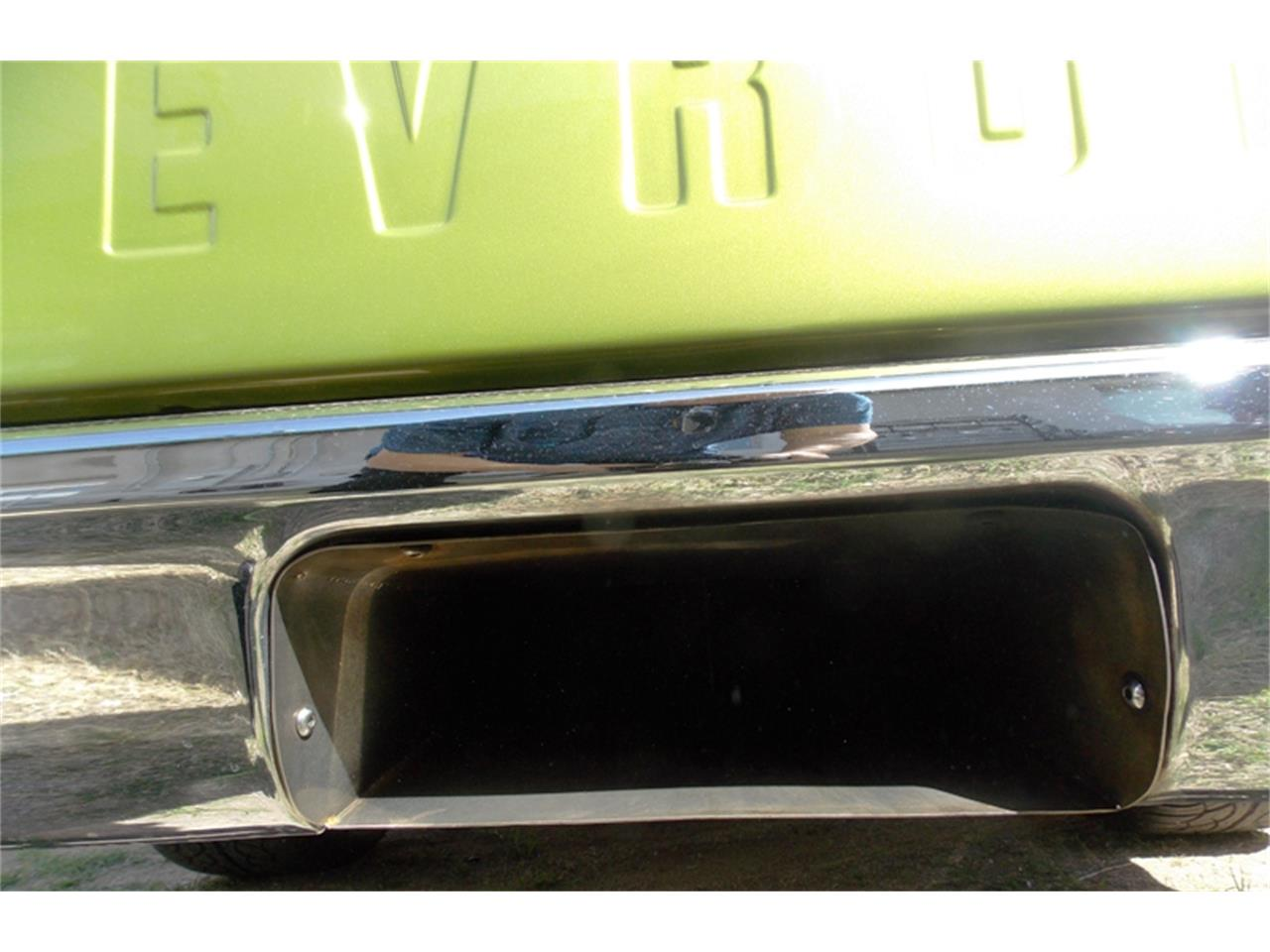 Large Picture of Classic '70 Chevrolet Fleetside located in Arizona Offered by Old Iron AZ LLC - N1DG