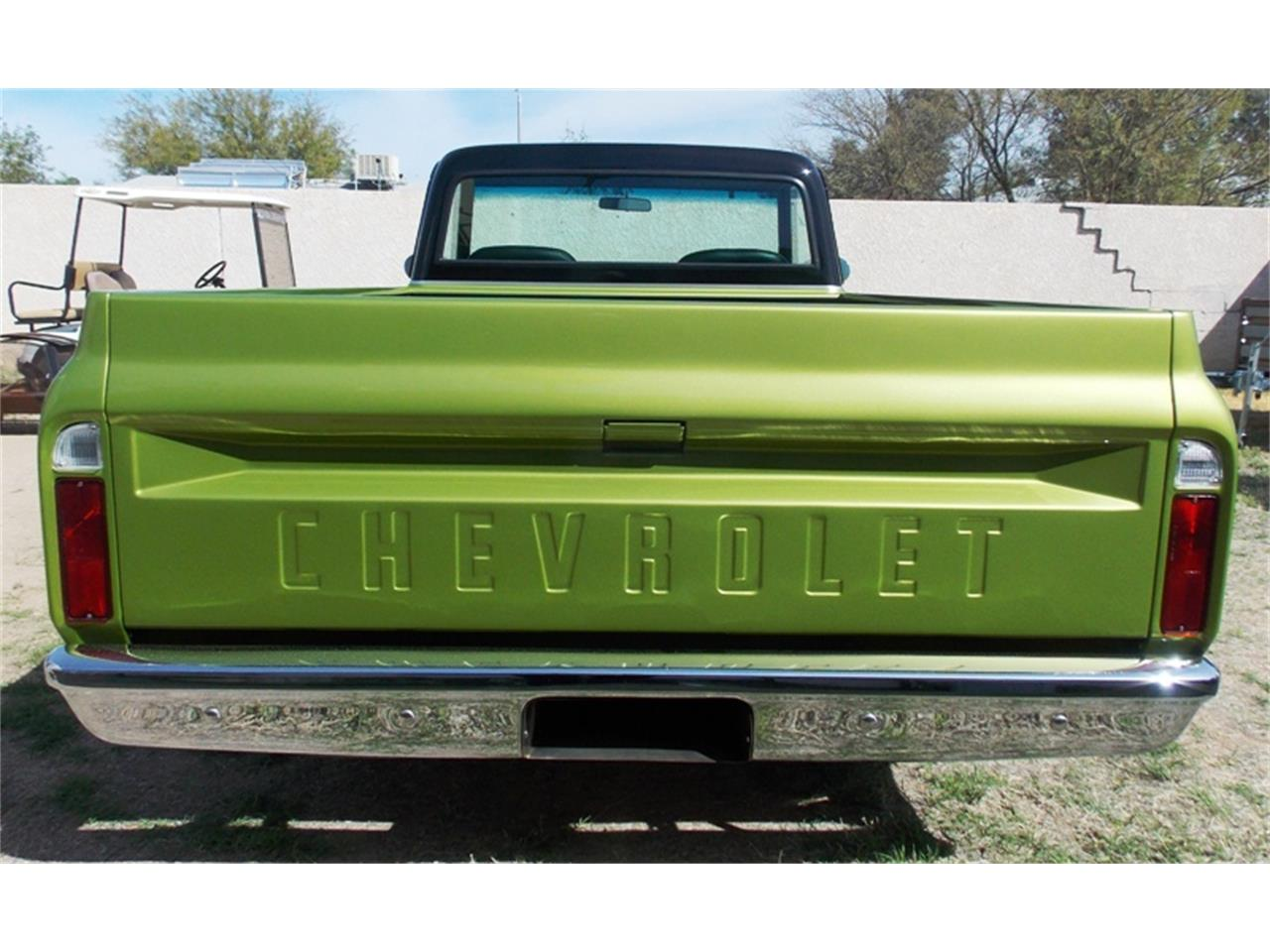 Large Picture of Classic 1970 Chevrolet Fleetside located in Arizona - N1DG