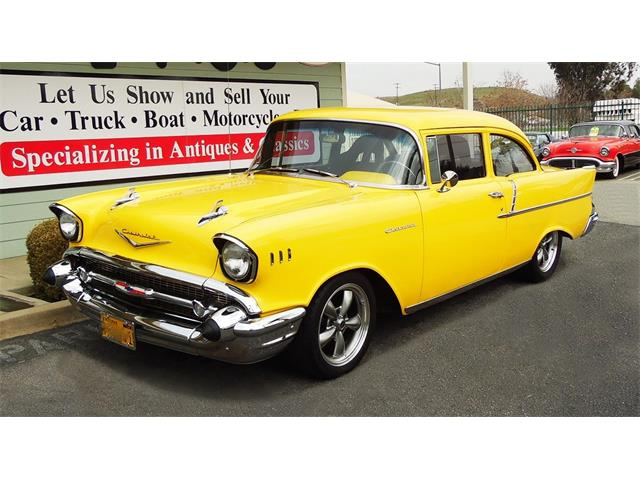 Picture of 1957 Chevrolet Bel Air - $35,995.00 Offered by  - N1DO