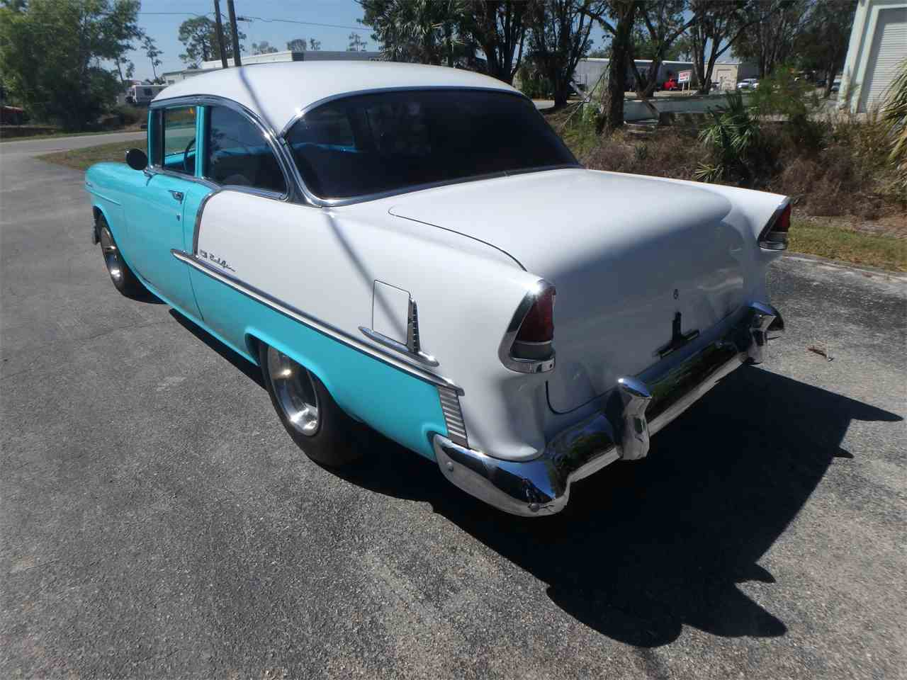 Large Picture of Classic 1955 Chevrolet Bel Air Offered by More Muscle Cars - N1DQ