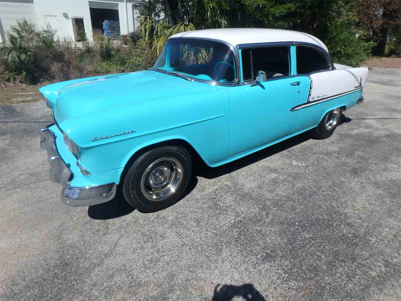 Large Picture of '55 Bel Air located in Florida Offered by More Muscle Cars - N1DQ