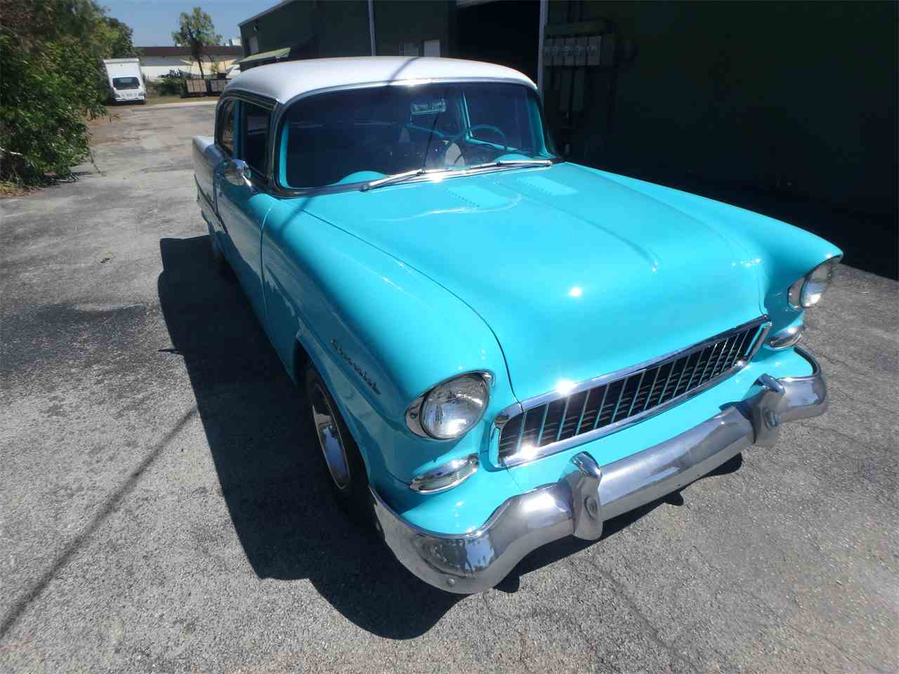 Large Picture of Classic '55 Bel Air - $29,900.00 Offered by More Muscle Cars - N1DQ