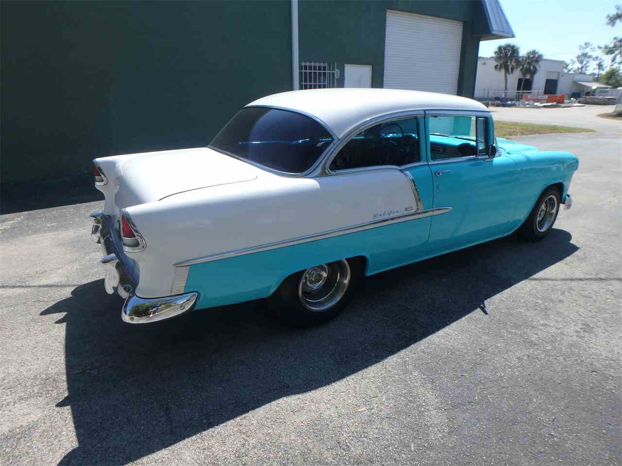Large Picture of Classic 1955 Bel Air - $29,900.00 - N1DQ