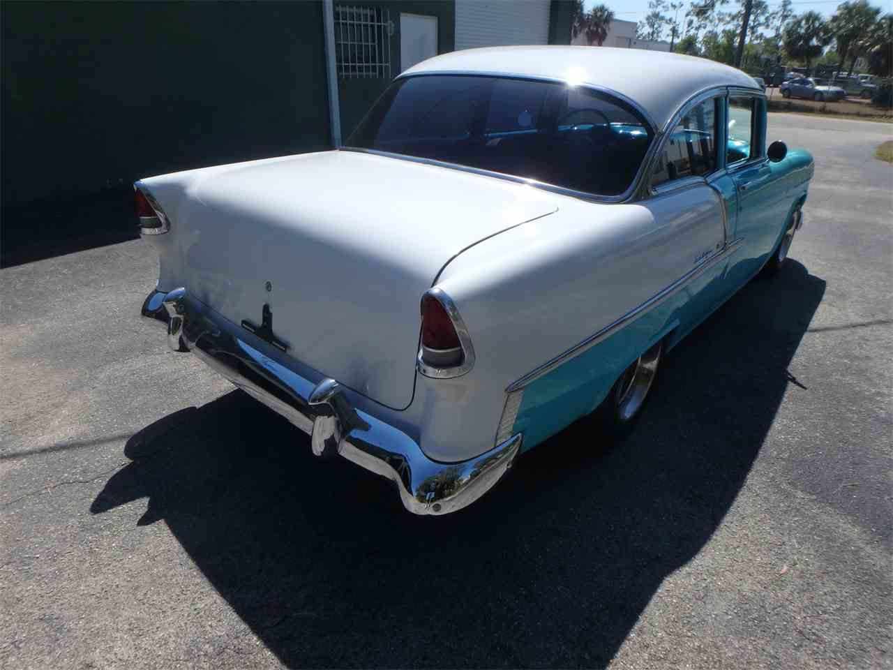 Large Picture of Classic 1955 Bel Air Offered by More Muscle Cars - N1DQ