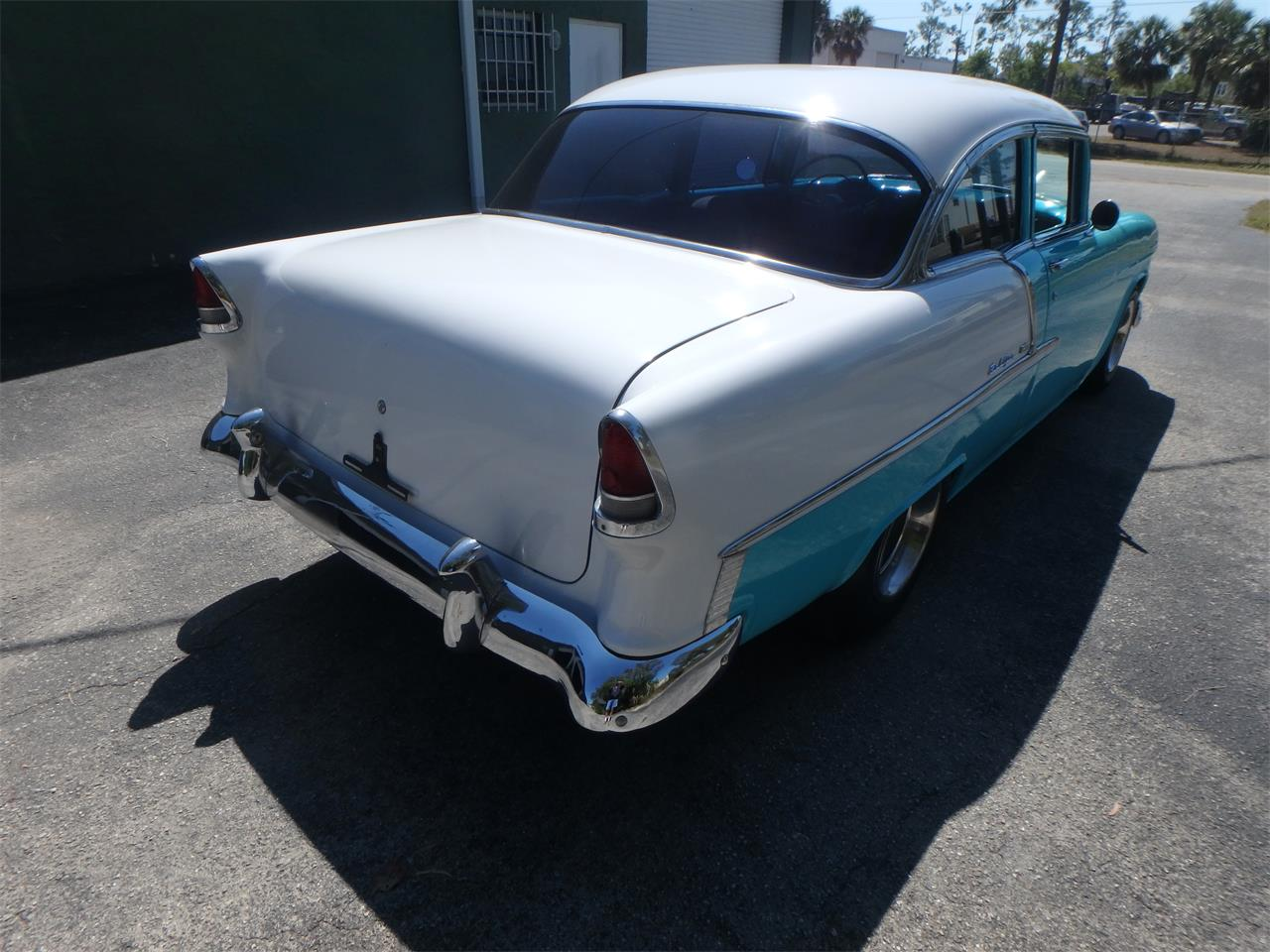 Large Picture of '55 Bel Air - N1DQ
