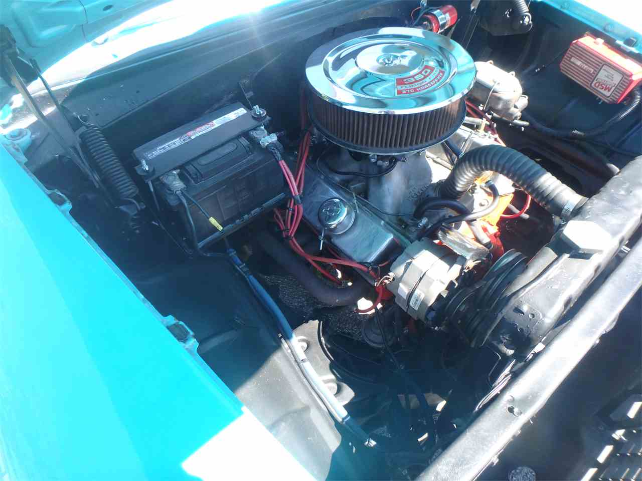 Large Picture of Classic '55 Chevrolet Bel Air Offered by More Muscle Cars - N1DQ