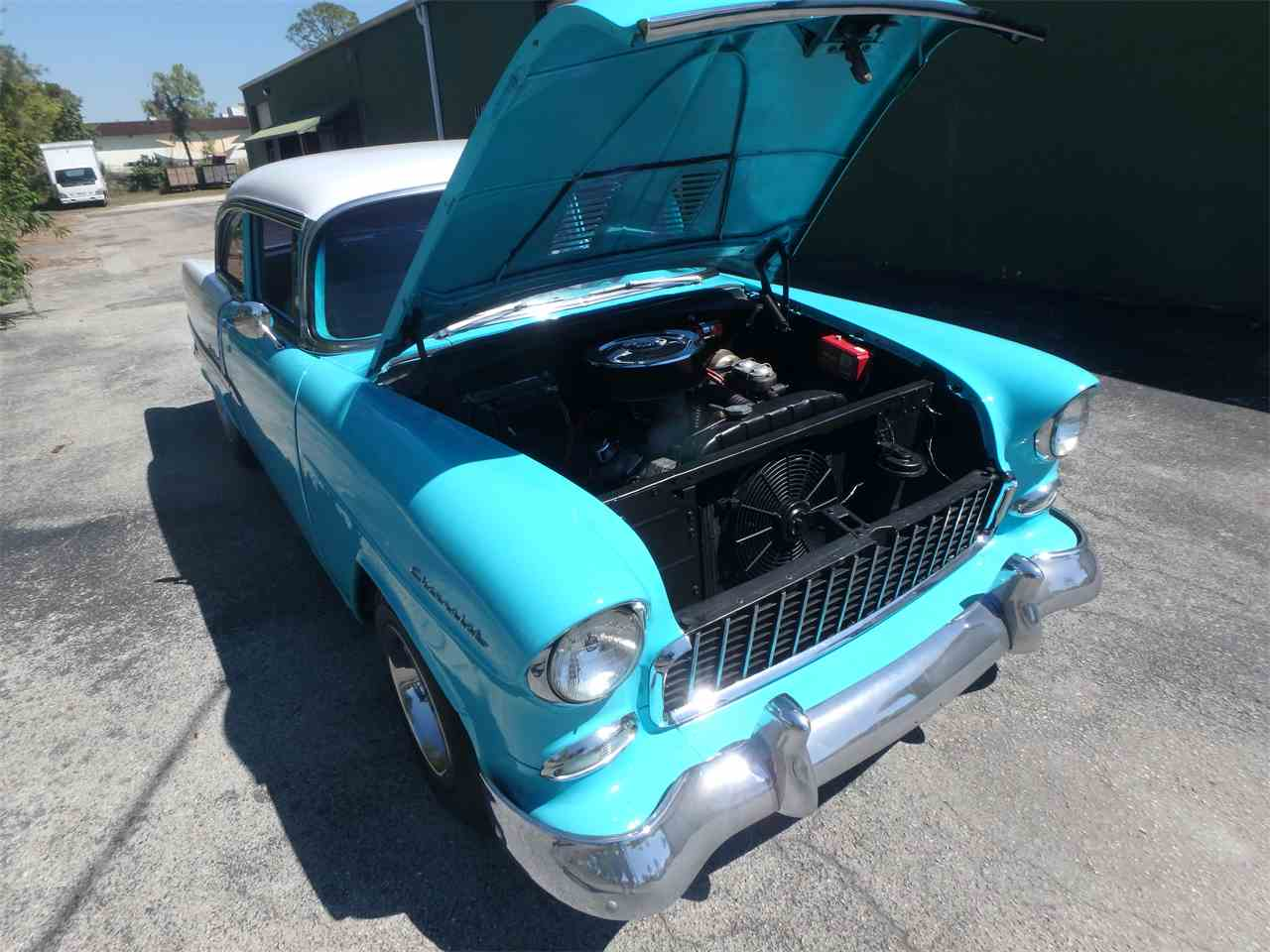 Large Picture of Classic 1955 Chevrolet Bel Air - $29,900.00 Offered by More Muscle Cars - N1DQ
