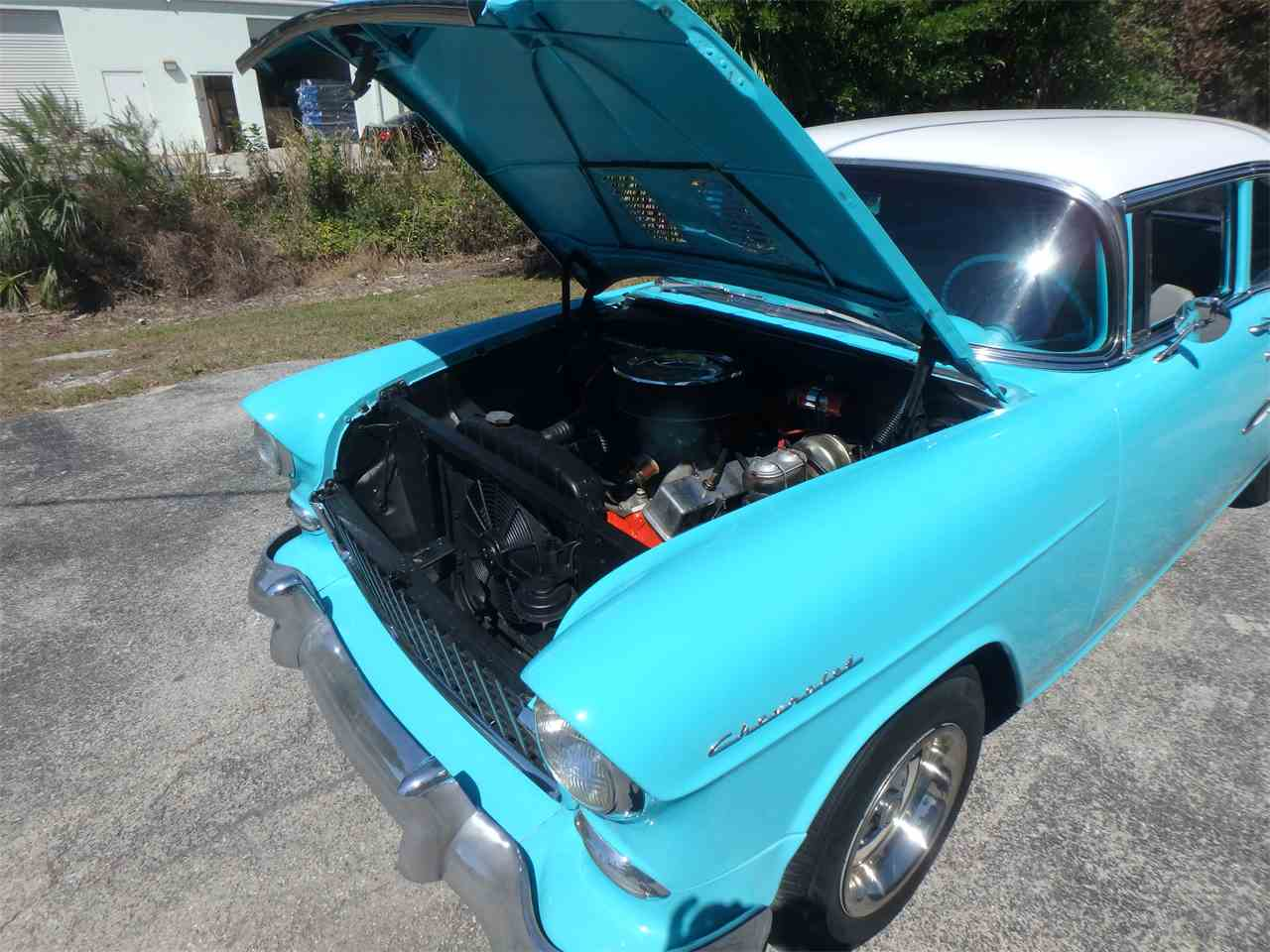 Large Picture of Classic 1955 Chevrolet Bel Air - $29,900.00 - N1DQ