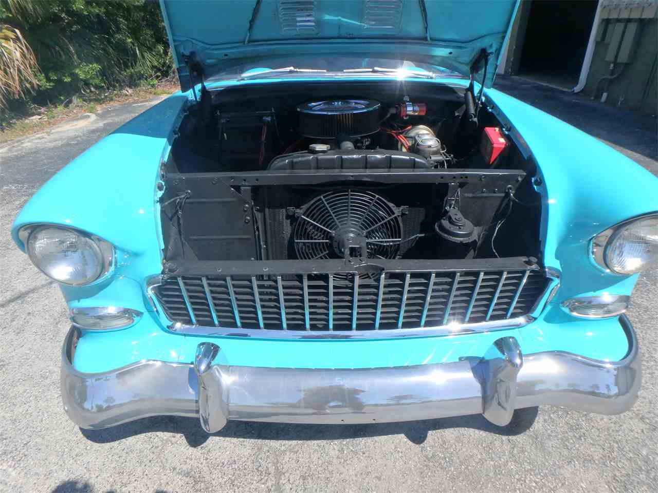 Large Picture of Classic '55 Chevrolet Bel Air located in Florida - N1DQ