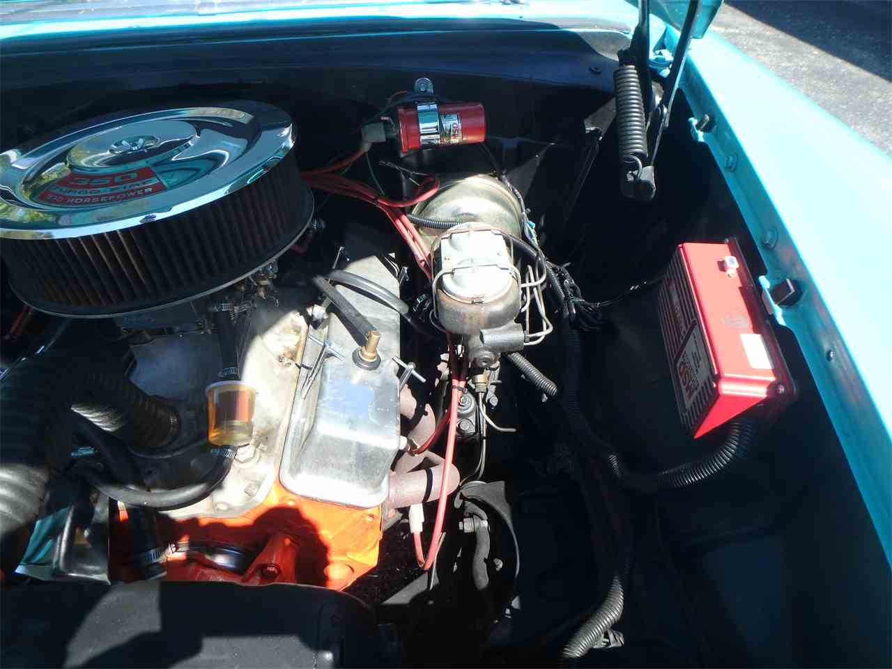 Large Picture of Classic '55 Bel Air - N1DQ