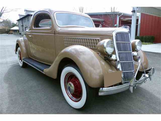 Picture of '35 Deluxe - N1EJ