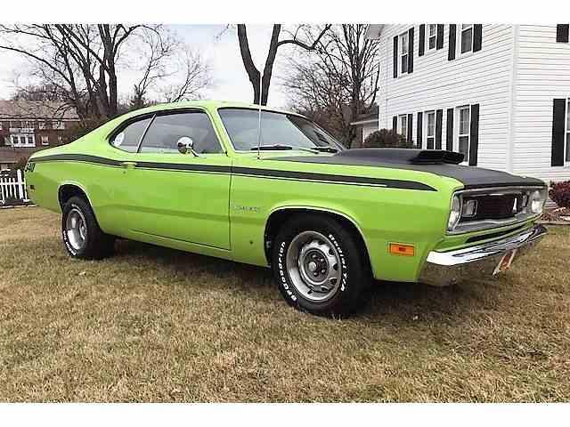 Picture of '70 Duster - N1EK
