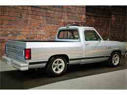 1987 Dodge D100 for Sale | ClicCars.com | CC-1074912