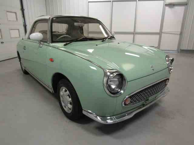 Picture of '91 Nissan Figaro Offered by Duncan Imports & Classic Cars - N1ET