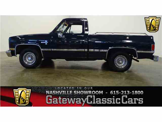 Picture of '87 C10 - N1F4