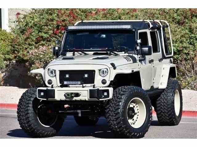 Picture of 2017 Jeep Wrangler located in West Palm Beach Florida - N1F7