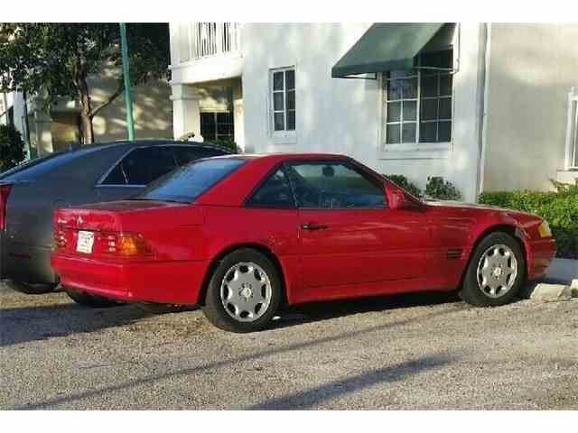 Picture of '95 500 SL Convertible - N1F9