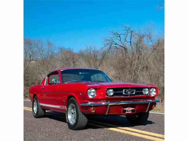 Picture of '65 Mustang - N1FA