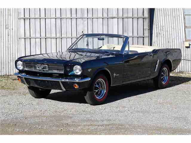 Picture of '65 Mustang - N1FD