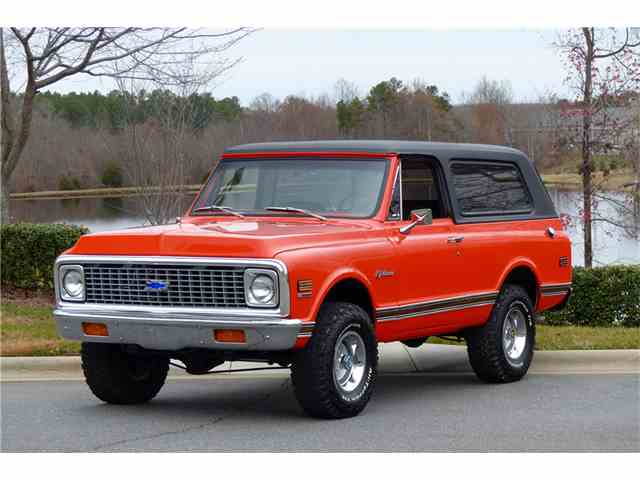 Picture of '71 Blazer - N1FL