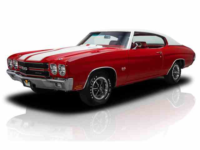 Picture of Classic '70 Chevrolet Chevelle SS located in North Carolina - N1G3