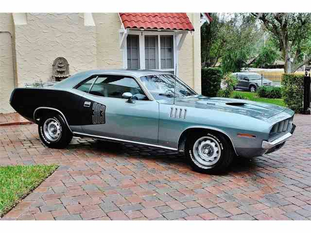 Picture of '71 'Cuda Hardtop - N1GC