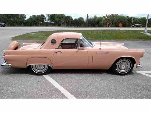 Picture of '56 Thunderbird - N1GI