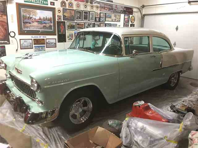 Picture of Classic 1955 Chevrolet Delray located in Minnesota Offered by  - N1GL
