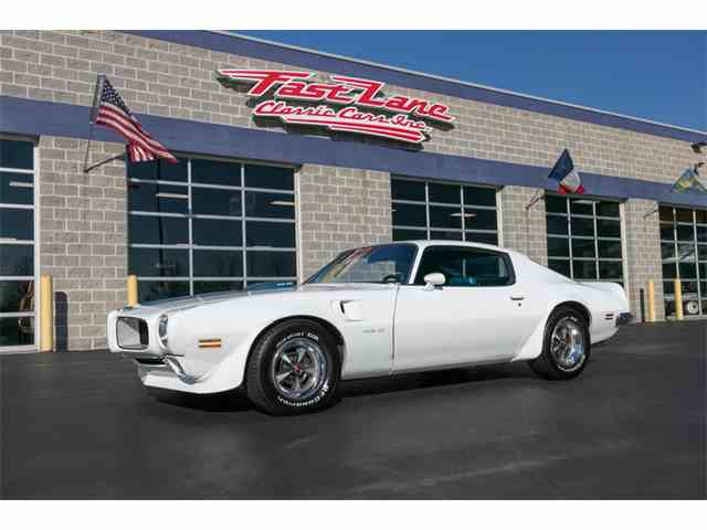 Picture of '70 Firebird Trans Am - N1GO